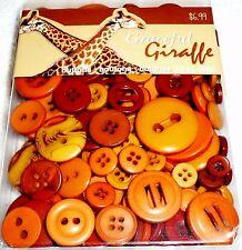 Blumenthal Lansing Buttons - Assorted Sizes 3.5 oz Pack - GRACEFUL GIRAFFE