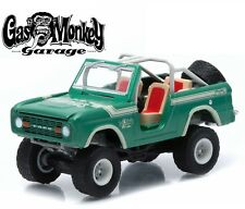 1:64 GreenLight *HOLLYWOOD R10* GAS MONKEY GARAGE 1976 Ford Bronco TWIN PEAKS