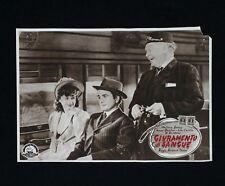 GIURAMENTO DI SANGUE fotobusta poster Carrillo Anne Baxter 20 Mule Team Treno Q2