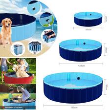 Piscina para Perros Piscina Su Hora De Baño Plegable Φ80 / Φ120 / Φ160cm DHL