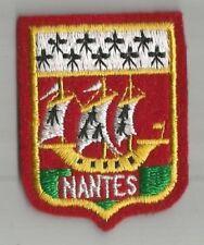 ECUSSON A COUDRE NANTES 44 LOIRE ATLANTIQUE 6.5X5 CM GM