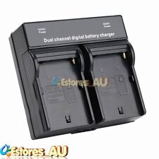 Dual Channel Battery Charger Fr Sony NP-F970 NP-F950 NP-F960 F770 F750 F570 F550
