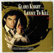 "Gladys Knight ‎– Licence To Kill / CD Single 3"" (James Bond ""007"")"