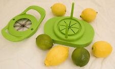 DLS01 Lemon & Lime Slicer SlicesPerfectly for Garnish or Drinks & Potato Wedges