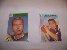 1966 Philadelphia John Unitas - Colts