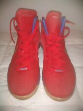 2011 Nike Zoom Hyperdunk Flywire Supreme Blake G Red/Silver 469776-601 Mens 11.5