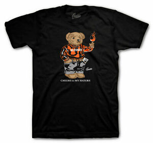 Shirt To Match Jordan 13 4 Starfish  - Cheers Bear Shirt
