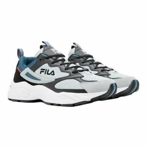 Fila Mens Recollector Sneakers Grey 13