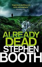Stephen Booth, Already Dead (Cooper and Fry), Like New, Paperback
