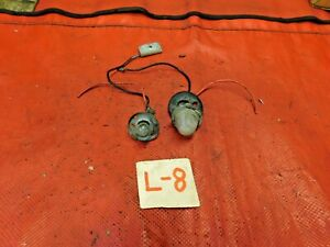 Triumph TR4 Lucas Front Parking Lights, Original, !!