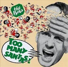 Too Many Santas! by The Bobs (CD, Aug-1996, Rounder Select)