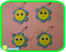 """Daisy Flower   """"Girl Scout"""" SWAPS  Craft Kit  by Swaps4Less.com"""