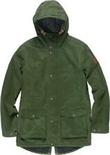 Element Giacca Uomo Parka Roghan Plus - Olive Drab