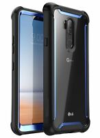 For LG G7 / G7 ThinQ I-Blason Ares 360 Full Protection Case Cover with Screen