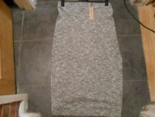River Island Patternless Stretch, Bodycon Skirts for Women