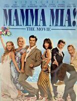 Mamma Mia! DVD 2008 Meryl Streep Pierce Brosnan Amanda Seyfried New Sealed