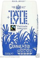 Tate And Lyle Fairtrade Granulated Sugar 500g Pack Of 10