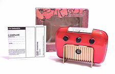 ALTONA 1940'S COLLECTION REPLICA RADIO AM/FM TRANSISTOR CROSLEY DUETTE 56TD