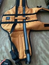 """American Kennel Club Select Dog Life Vest Size Medium 13.5"""" From Neck To End"""
