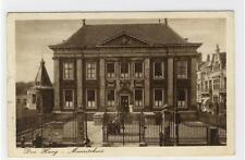 AK Den Haag, Mauritshuis, 1921