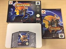 Nintendo 64 N64 Castlevania Boxed Complete