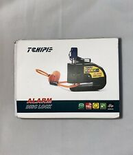"""Tchipie Alarm Disc Lock With Alarm  For Disc Brake Less Than 7MM Or 1/4"""" Thick"""