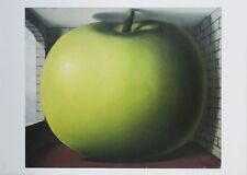 La Chambre D'Ecoute by Rene Magritte Art Print Poster Green Apple 19.75x27.5