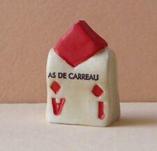 Fève Le Jeu de Cartes - 2013 - L' As de Carreau
