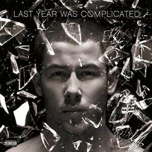 NICK JONAS - LAST YEAR WAS COMPLICATED   CD NEUF