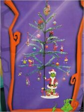* COUNTDOWN TO CHRISTMAS TREE  *  Dept 56 Dr. Suess  Grinch  RETIRED Mint