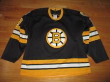 5f92db639 Maska CCM CAM NEELY No. 8 BOSTON BRUINS (Man s XL) Replica Jersey BLACK