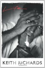 Life: Keith Richards by Richards, Keith Hardback Book The Cheap Fast Free Post