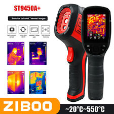 Ziboo St9450a Industrial Infrared Thermal Imager Temperature Imaging Camera Kd