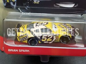 DISNEY PIXAR CARS BRIAN SPARK LEAK LESS METAL 2021 SAVE 6% GMC