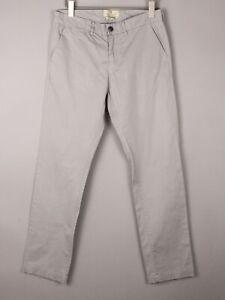 Scotch & Soda Hommes Décontracté Slim Stretch Pantalon Chino Taille W31 L32