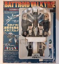 VINTAGE 80' JAPAN TAKATOKU BATTROID VALKYRIE MACROSS VF-1J - SUPER RARE