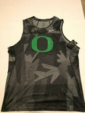 NEW Oregon DUCKS Football TEAM ISSUED Nike Pro COMPRESSION Base SHIRT  Men's 3XL