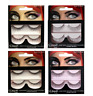 DIMPLES FALSE EYELASHES WITH GLUE 2 PAIRS HAND MADE NATURAL LOOK - SELECT STYLE