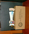 """New In Box HACKER PSCHORR Since 1417 Limited 8.5"""" Draft Beer Tap Handle Mancave"""