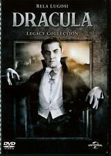 DRACULA - LEGACY COLLECTION  DVD HORROR