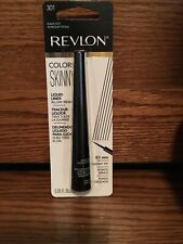 NIP REVLON COLORSTAY SKINNY LIQUID EYELINER  301  BLACK OUT