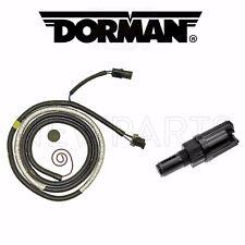 Front 4WD Axle Actuator w/ Wiring Harness Dorman for GMC K2500 K3500 Yukon