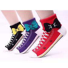 meine zweite Schuhe socken Damenmode 5pairs=1Paket MY 2ND SHOES [DEfx2]
