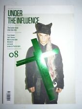 Magazine mode fashion UNDER THE INFLUENCE #8 fall winter 2010 2011