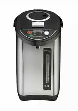 Chefman 5.3L Instant Electric Auto Dispense Hot Water Pot Stainless Steel