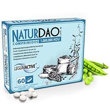 NATURDAO - 60 Tablets - Vegetable DAO - DAO Deficiency - Histamine Intolerance