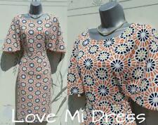 Gorgeous - Trinny & Susannah Geometric Print Dress Sz 10 EU38