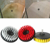 GI- CO_ BH_ Carpet Glass Floor Wall Round Disc Electric Drill Cleaning Brushes S