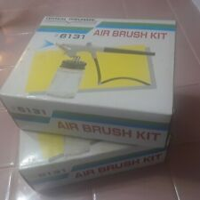 Pneumatic Air Brush Sets (two) - Preowned - Never Used - Still in Box