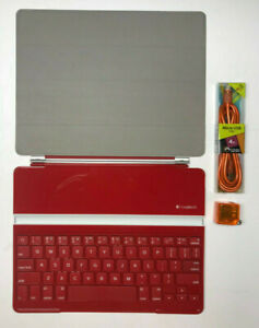 USED Logitech Multi-Device Wireless Bluetooth Keyboard for Computer Phone Tablet